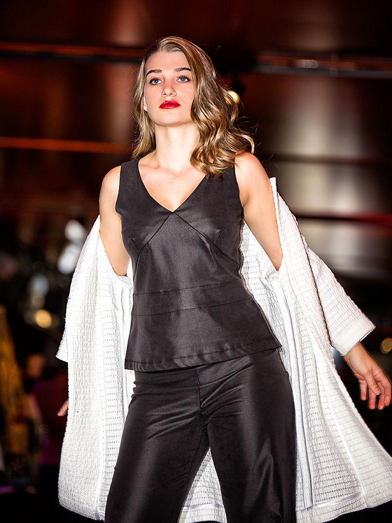 fotografía de pasarela de moda. fotógrafo moda en Madrid y Torrejón de Ardoz